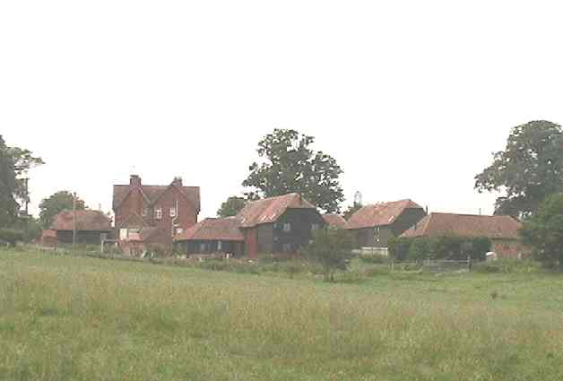 Newland Farmhouse, plus outbuildings converted into dwellings