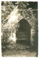 The old church porch in 1910