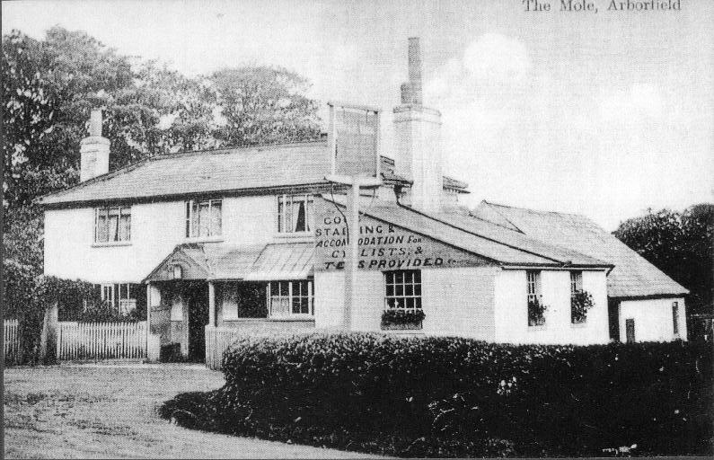 The Mole Inn, Sindlesham Road