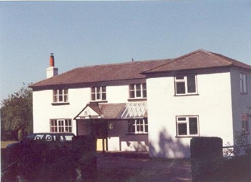 Argyll House, which ceased to be the 'Mole Inn' during 1956