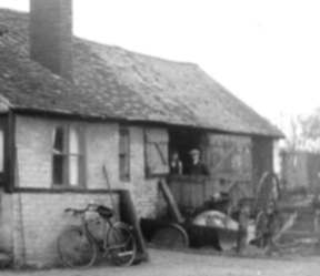 The Blacksmith's adjoining the Post Office