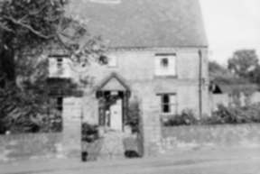 Magnolia Cottage, taken in 1957