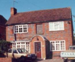 Mileham Cottage, taken in 1994