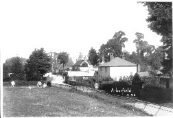 Eversley Road and Whitewell Cottages