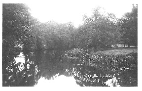 On the Loddon, probably at Arborfield Hall