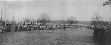 The Garth Point-to-Point races drew crowds of thousands in the 1920's and 1930's