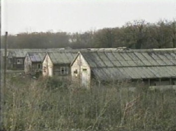 The Piggeries in the old Accommodation Blocks, in 1994