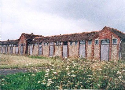 The old Remount Depot Stables have survived to the 21st Century at the Garrison