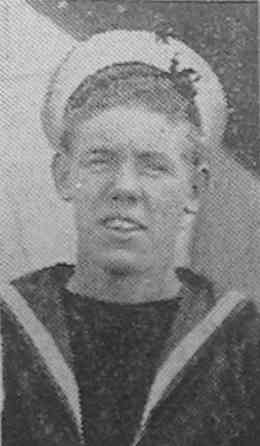 Leading Seaman H. R. Watts, Arborfield, mentioned in dispatches